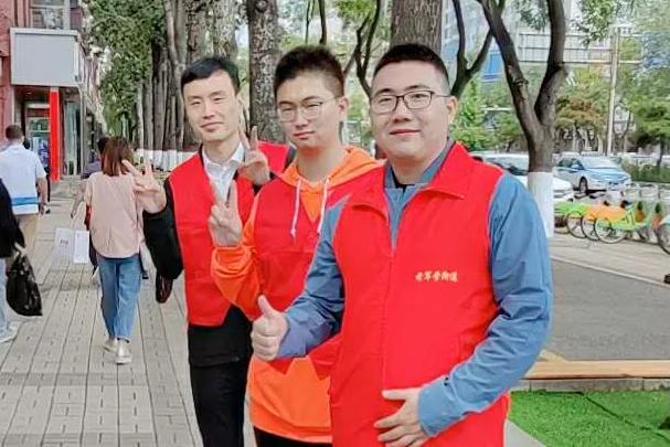 德昭律师参与太原市文明城市创城活动