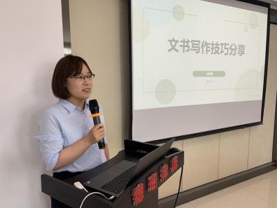德昭内训:张燕霞律师分享文书写作技巧